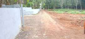 Plot for sale in Mulanthurathy jn
