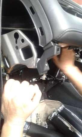Peredam V-Tech Suara Dashboard Mobil Toyota Innova - Otosafe