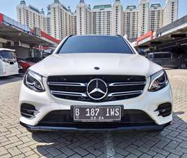 Mercy GLC200 GLC 200 AMG 2019 KM 2rb ANTIK