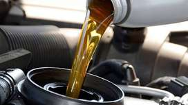 Engine oil mobil oil Delo gold, Silver, Rubia TIR and more lubricants)