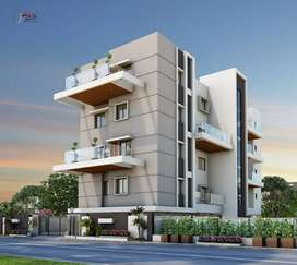 Luxurious apartments with terrace n lift at Deo nagar near Tatya Tope