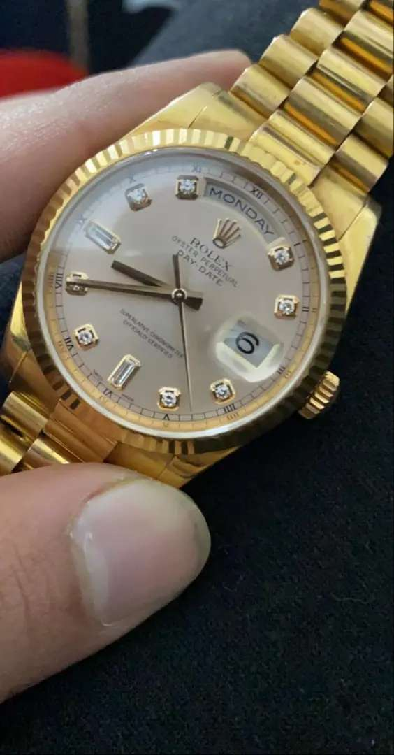 Imran Shah Rolex Dealer Selling and Co watches all over pak 0