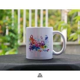 gelas mug murah custom