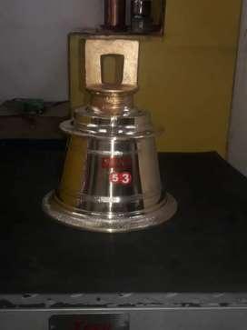 Brass bell 1kg to 450 kg