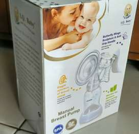 Preloved pompa asi manual IQ Baby Breast Pump Butterfly