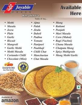 Roasted khakara available