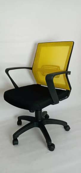 Stitching job available for office chairs