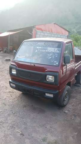 Suzuki pickup 1983 model chamr islamabad no new tyar
