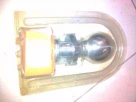 Pin ball bolt trailer