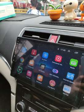 Headunit android 10inc double din