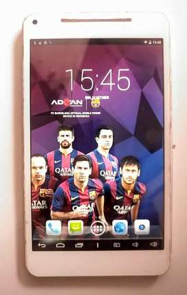 "Tablet Phone 7"" Advan Barca Pro, 8-Processor (Octa-Core)"