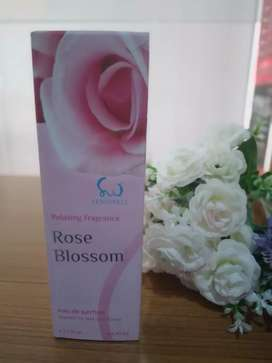 Relaxing Fragrance Rose Blossom eauvde parfum