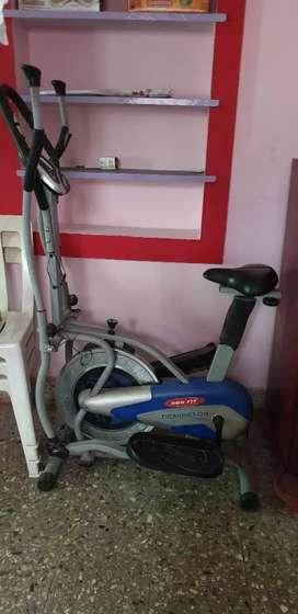 Orbitrek elliptical machine