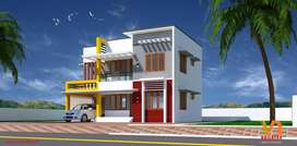 Villa for Sale at Chanthavila,Trivandrum