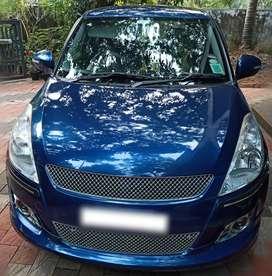 Maruti Suzuki Swift 2012 Dec Petrol 40000 Km Driven