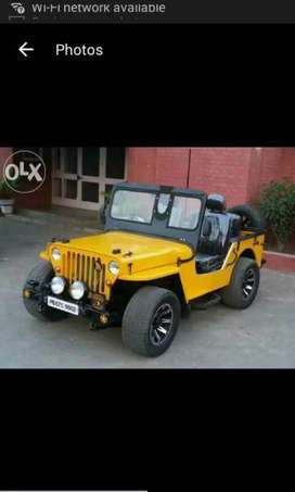 dabwali jeep modified