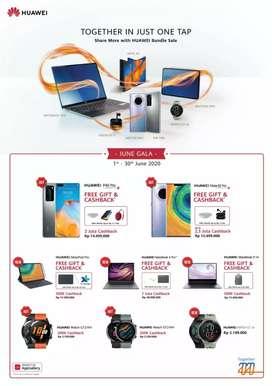 Promo Huawei di bulan Juni