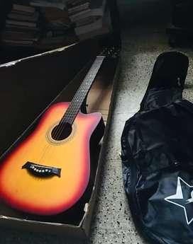 Guarez acoustic guitar