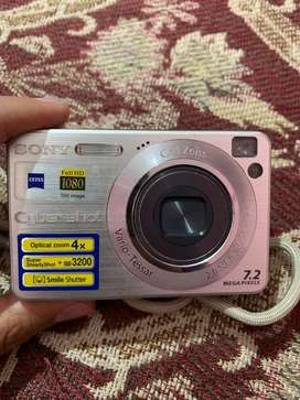 Sony camera brand new condition