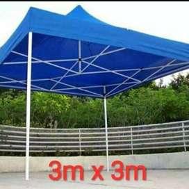 Folding tent matic