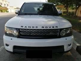Land Rover Range Sport, 2012