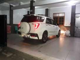 Toyota rush tahun 2017 trd sportivo ultimo