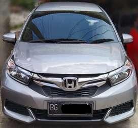 Honda Mobilio 1.5 Manual Th 2019 Tipe S Abu-abu ISTIMEWAH Bagus Murah