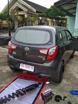 TEPAT! untuk atasi Mobil AMBLAS,mobil wajib pakai BALANCE DAMPER
