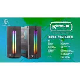 Casing Gaming Korelf Full RGB