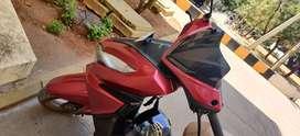 Honda grazia 125cc sale