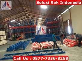 Solusi Rak Palet Light Duty Harga Pabrik Ready Stok