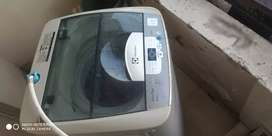 Electrolux fully auto matic washing machine