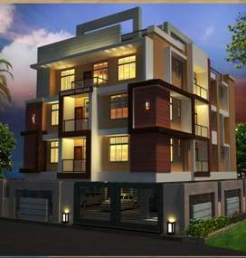 Lakhminagar underconstruction 2bhk flat. yet going to be ready in 2020