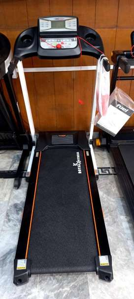 BRANDED HOME USE NEW PIN PACK TREADMILL