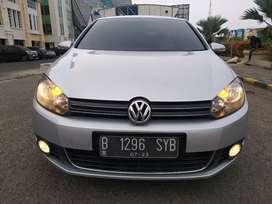 VW Golf 1.4 TSI A/T Silver 2013