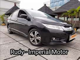 Honda City E 1.5 AT 2015 Km 56Rb Pajak Panjang Plat Genap Siap Pakai