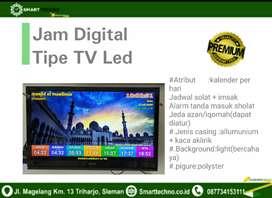 JUAL JAM DIGITAL BERKUALITAS TIPE TV LED