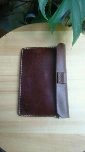 Genuine Leather Sleeve for All iPhone