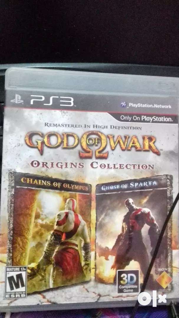 ps3 cd of 2 games buy only date 27 05 19 0