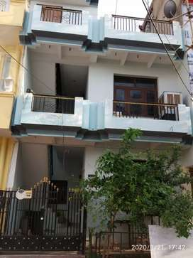 Chitrakoot 66 sq.yd Ind. house Double Story nr Global Heart Hospital