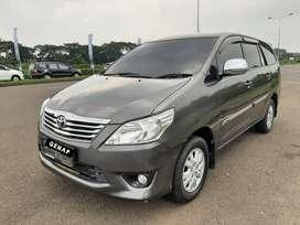 Toyota Kijang Innova G 2.0 Manual 2013