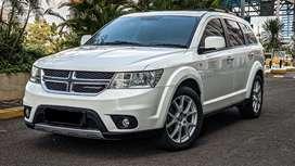 Jual Dodge Journey SXT Platinum / 2014 / Siap pakai
