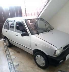 Mehran 2008, Islamabad Number, 95% genuine