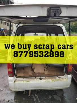 Junk car scrap car buyer