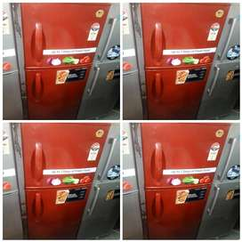 LG double door fridge with 5 yr warranty AT just RS/8500 only
