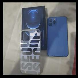 Iphone 12 Pro Max 256gb Resmi Ibox bh100 like new ga jadi pakai