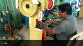 Pressing Machine Operators