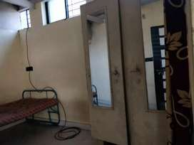 One Single Room semi Furni , Rent Rs.10000/- Electricity Bill Extra