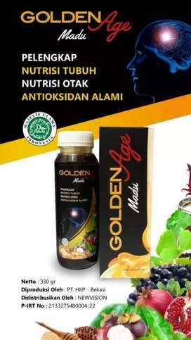 Nutrimix Golden Age (Madu Kesehatan)