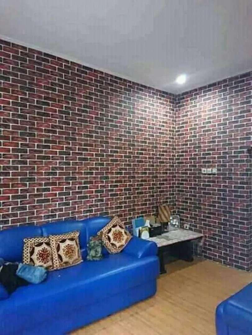 Wallpaper dinding minimalis wallpaper elegant GL61
